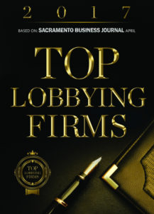 Sacramento's Top Lobbying Firms